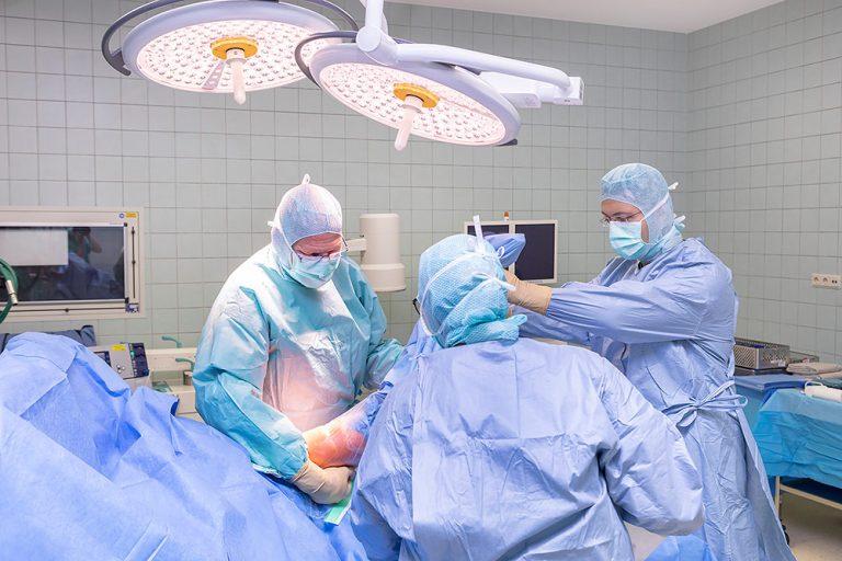 Wechseloperation Endoprothetik