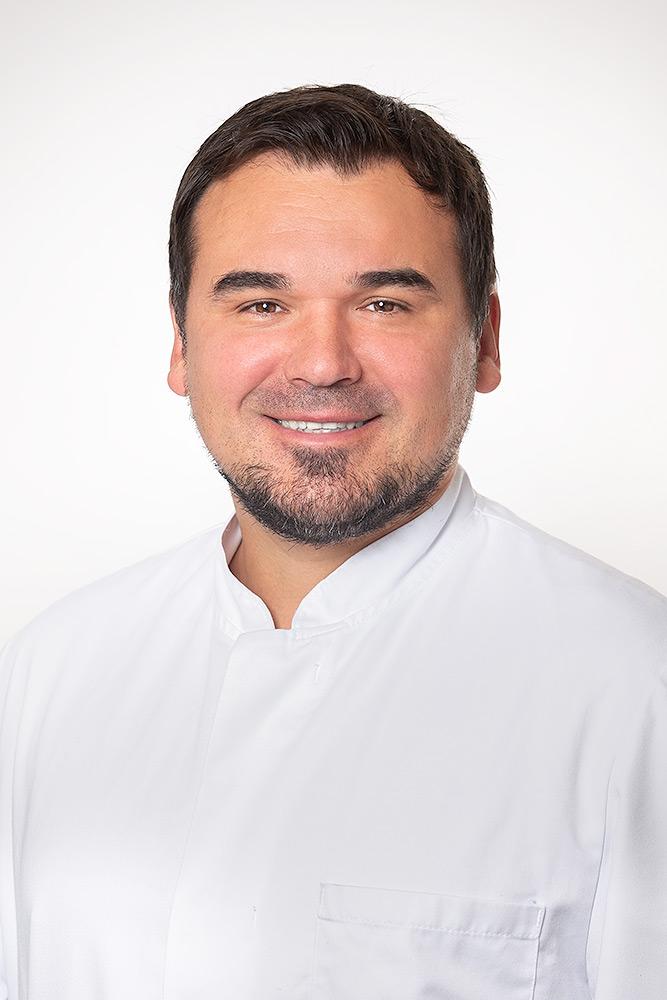 Dr. med. Samir Smajic